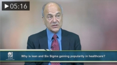 Using Lean and Six Sigma in Healthcare